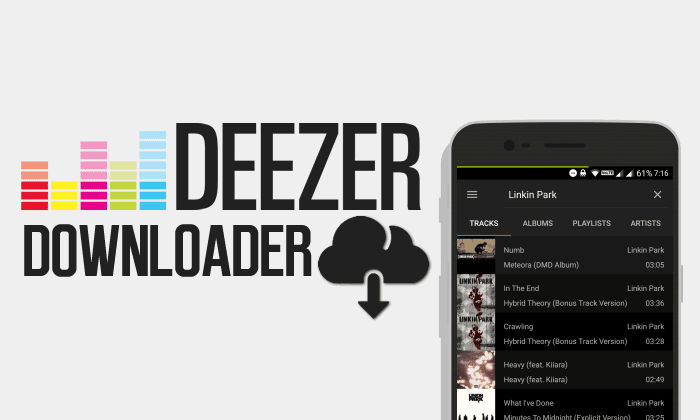 deezer downloader pc descargar